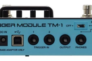 Roland - TM-6 Pro Trigger Module and RT-30 Triggers - Modern Drummer