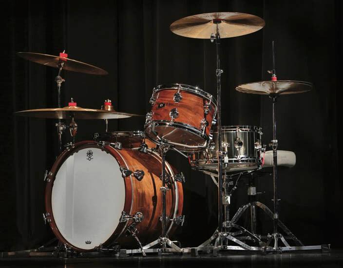 George Way Drums - Modern Drummer Magazine