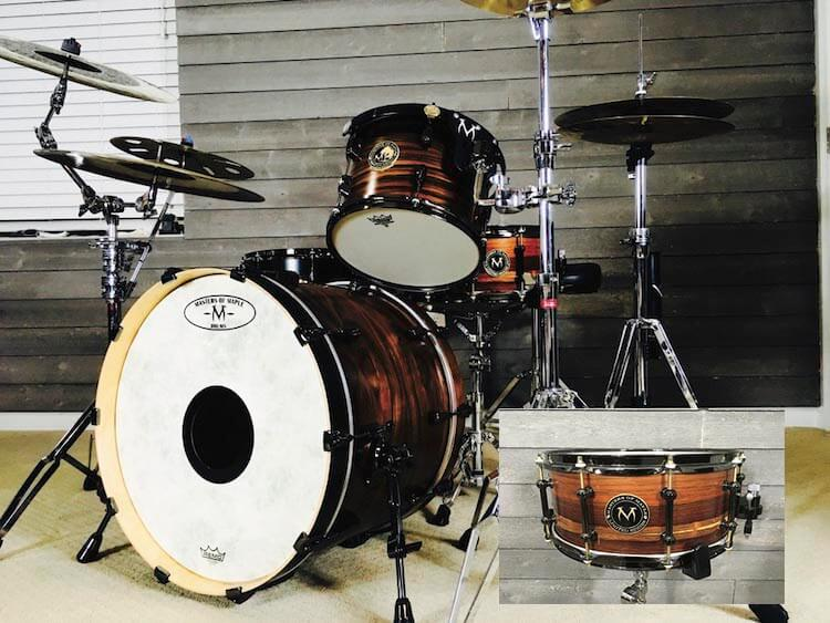 A Boutique Beauty - Modern Drummer Magazine