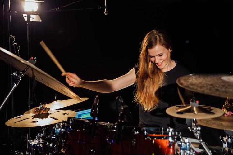 Anika Nilles | Modern Drummer Magazine