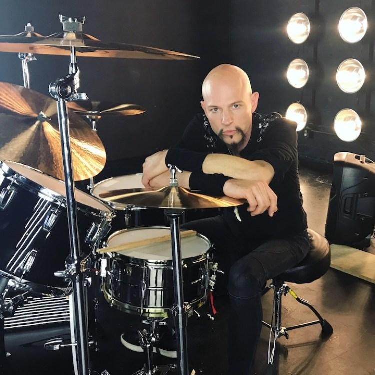 Matt Starr of Black Swan | Modern Drummer Magazine