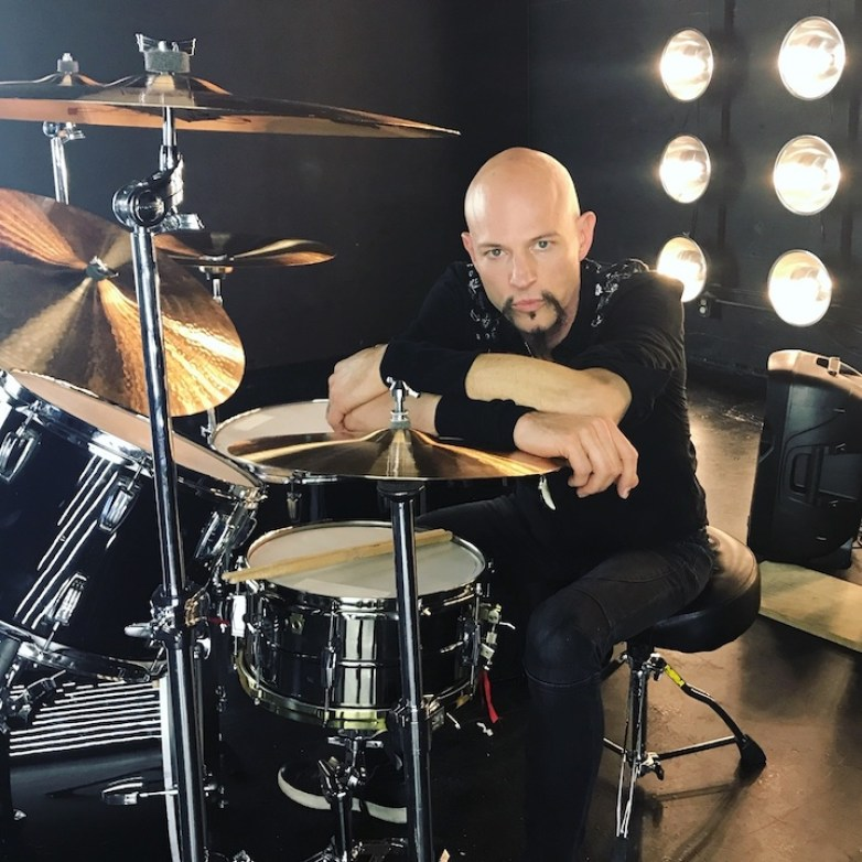 Matt Starr of Black Swan   Modern Drummer Magazine