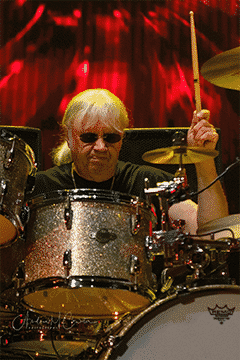 Ian Paice By Andrew Clowater