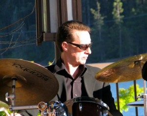 drummer Joe Lizama