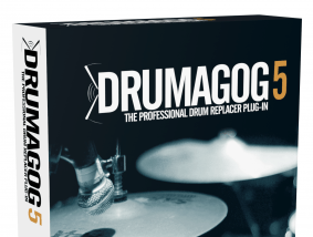 Drumagog 5 Software