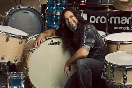 Drummer Todd Vinciguerra