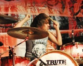 Jake Garland of Memphis May Fire drummer blog