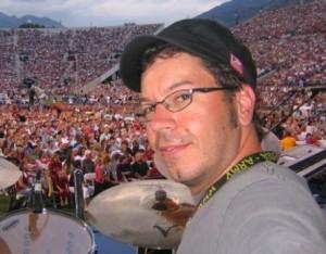 The Villains' Sean McNally drummer blog
