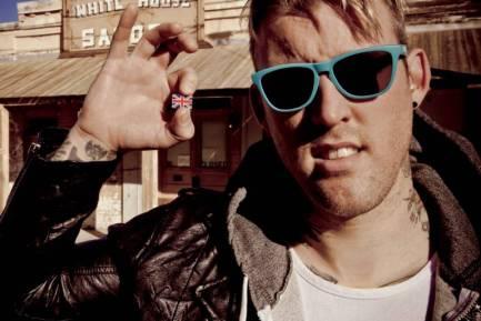 Luke Johnson of Lostprophets drummer blog