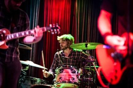 Jamie Douglass of Andy Clockwise Drummer Blog