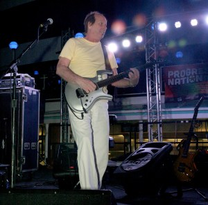 Adrian Belew By Mike Haid