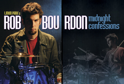 drummer Rob Bourdon: Midnight Confessions
