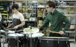 Black Swamp Percussion Hosts University of Michigan Live Performance