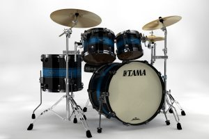 Tama's limited edition Starclassic Performer kit