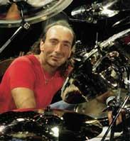 Drummer Billy Mason
