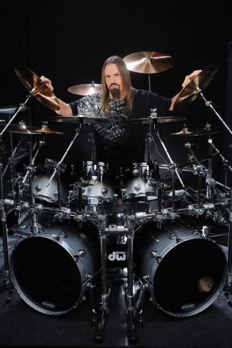Drummer Bobby Jarzombek