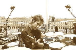 Brendan Buckley drummer blog