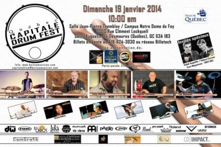 Capitale Drum Fest