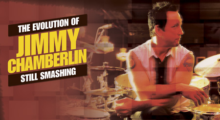 The Evolution of Jimmy Chamberlin: Still Smashing