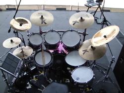 Roger Taylor of Duran Duran drummer blog