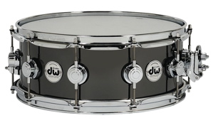 DW Nickel over Brass Modern Drummer