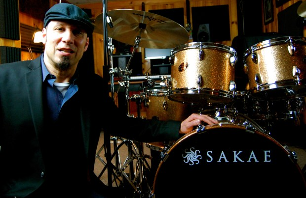 Drummer Dave DiCenso
