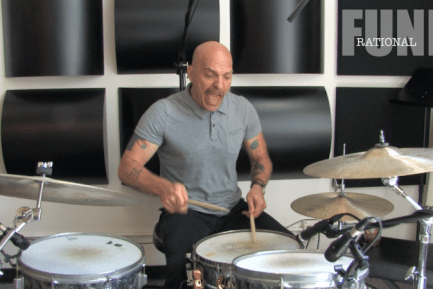 "The Bad Plus's Dave King Releases Humor-Filled ""Rational Funk"" Video Series"