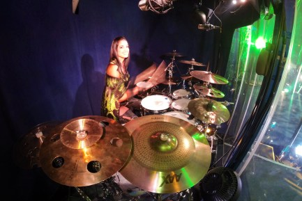 Drummer Blog: Cirque Du Soleil's Amaluna's Didi Negron on Living Your Dream