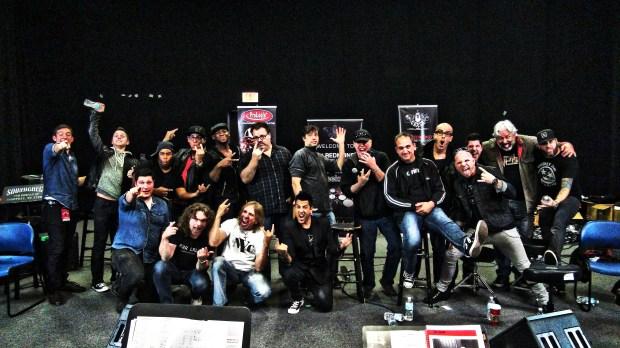 "News: Rich Redmond Hosts Second-Annual ""Drummer's Weekend"""