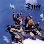 Dust - Hard Attack (album cover)