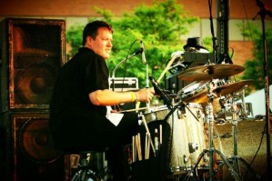 Eric Selby of the Billy Thompson Band Drummer Blog