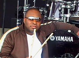 Drummer Eric Valentine