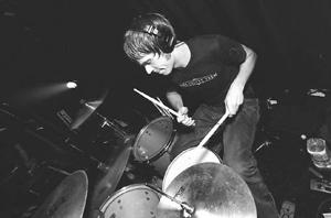 Drummer Erin Tate