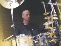 drummer Stephen Flinn
