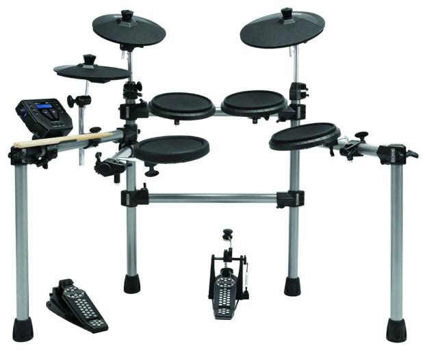 Showroom: Simmons SD500 Electronic Drumkit