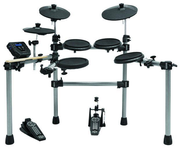 Showroom: Simmons SD500 Electronic Drumkit