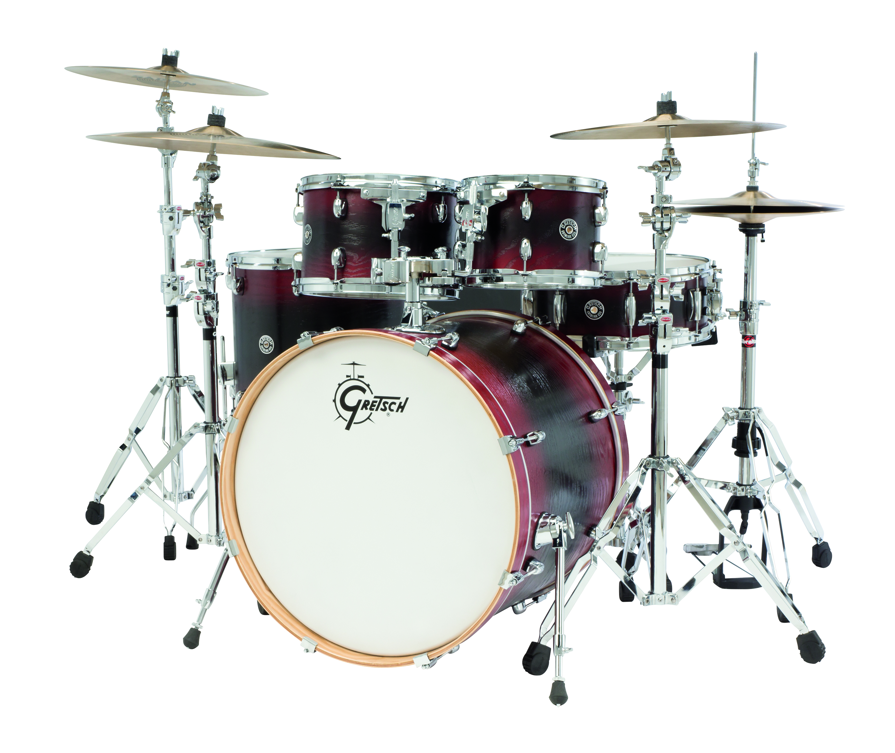 e5003e4b69c9 Product Close-Up  Gretsch Catalina Ash Drumset (December 2014 Issue ...