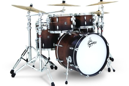 Gretsch Walnut/Black Fade Renown Walnut Kit