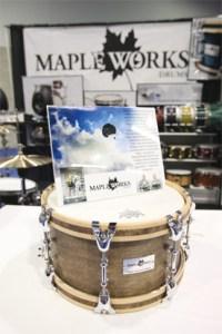 MapleWorks Drums