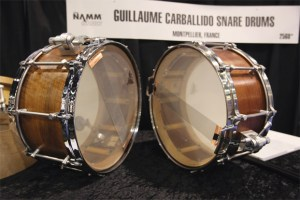 Guillaume Carballido Snare Drums