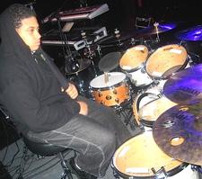 drummer Ian A Eanes blog