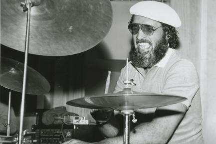 Drummer Idris Muhammad