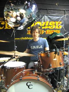 Nada Surf Drummer Ira Elliot