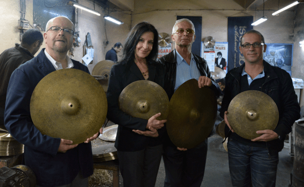 Showroom: Istanbul Mehmet Company Announces New Tony Williams Tribute Cymbals