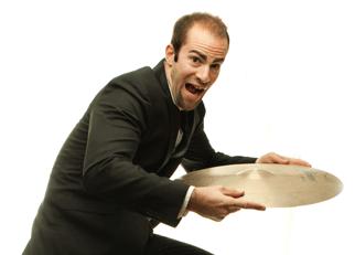 The Wee Trio's Jared Schonig drummer blog