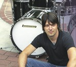 Drummer Jason Sutter of Smash Mouth