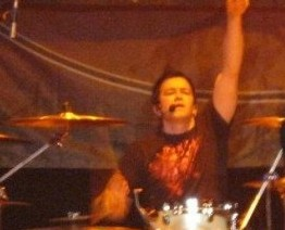 Jesse Smith of Fall From Grace drummer blog