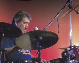 Drummer Jimmy Carl Black