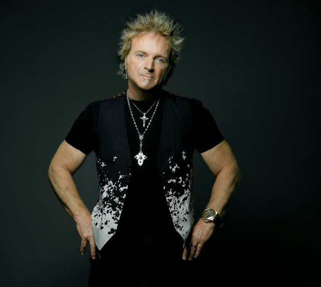 Drummer Joey Kramer of Aerosmith