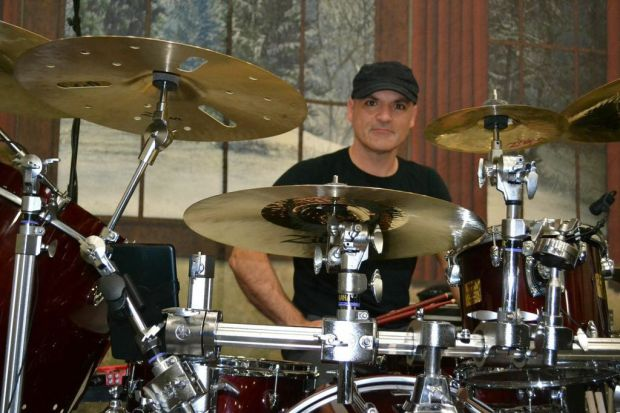 Drummer Blog: Trace Adkins Band's Johnny Richardson on Keeping an Open Mind and Having a Battle Plan